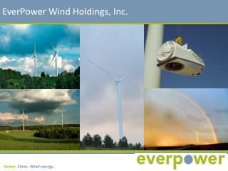 EverPower Wind Holdings, Inc.