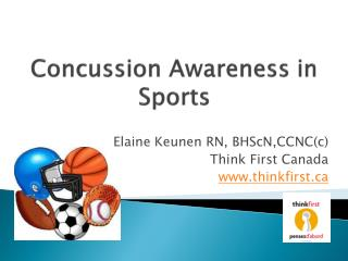 Concussion Awareness in Sports