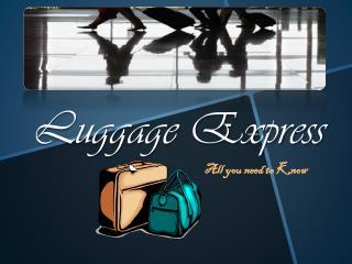 Luggage Express