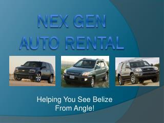 Nex Gen Auto Rental