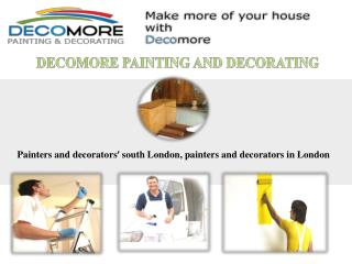 Paint Your Home By Trained Painters And Decorators In South