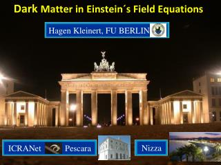 Dark  Matter  in  Einstein´s Field  Equations