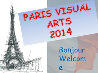 PARIS VISUAL ARTS 2014