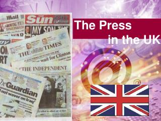 The Press             in the UK