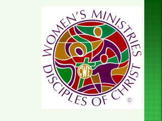 Disciples Women affirm the unity of the global church