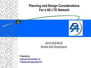 Planning and Design Considerations  For a 4G LTE Network