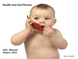 Health and Cell Phones