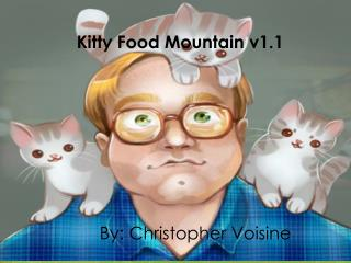Kitty Food Mountain v1.1