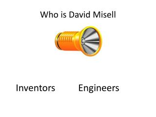 Who is David Misell