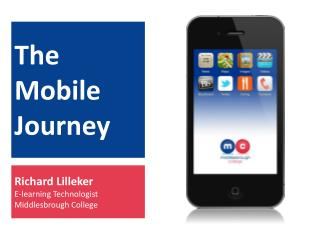 The Mobile Journey
