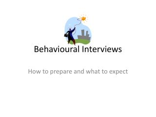 Behavioural Interviews
