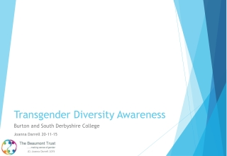 transgender and gender variant people