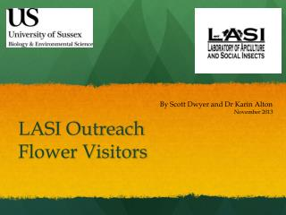 LASI Outreach Flower Visitors