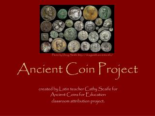ancient coin project