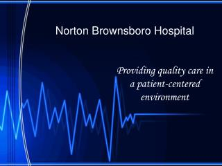 Norton Brownsboro Hospital