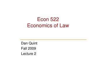 ch.31 public choice theory and the economics of taxation