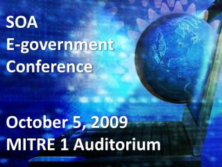SOA E-government  Conference