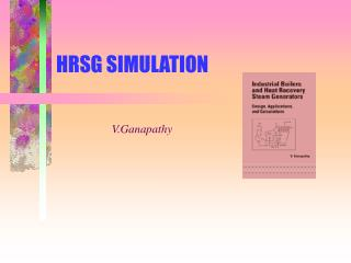 HRSG SIMULATION