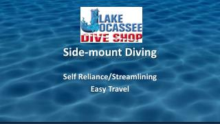 Side-mount Diving