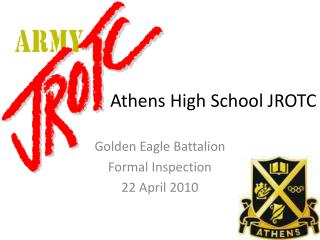Athens High School JROTC