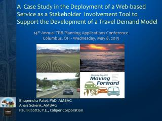 A  Case Study in the Deployment of a Web-based Service as a Stakeholder  Involvement Tool to Support the Development of