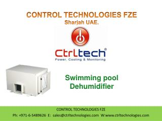 swimming pool dehumidifier. Dehumidifier for swimming pool.