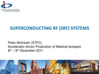 Superconducting RF (SRF) Systems
