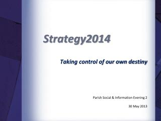 Strategy2014
