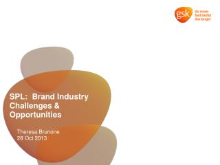 SPL:  Brand Industry Challenges & Opportunities