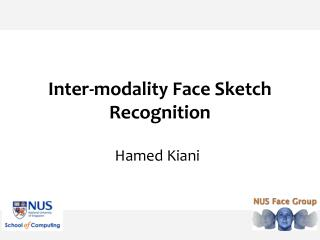 Inter-modality Face Sketch Recognition