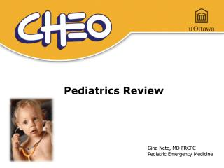 Pediatrics Review