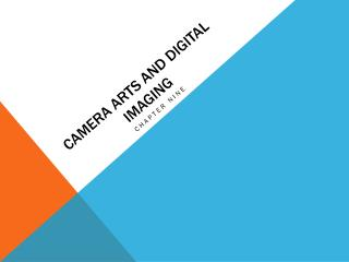 Camera Arts and Digital Imaging
