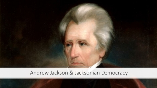 jeffersonian democracy v. jacksonian democracy