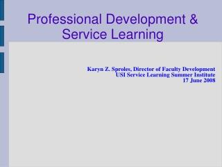 organizational development inquiry:
