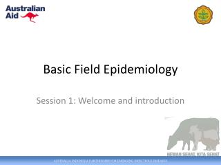 Basic Field Epidemiology