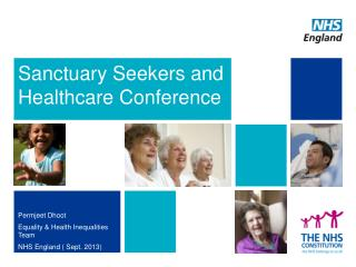 Sanctuary Seekers and Healthcare Conference
