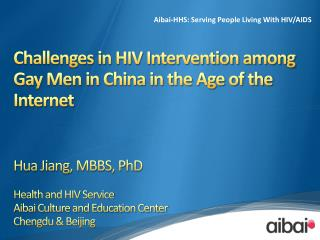 Aibai-HHS: Serving People Living With HIV/AIDS