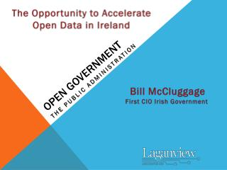 OPEN GOVERNMENT