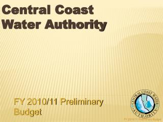 Central Coast  Water Authority