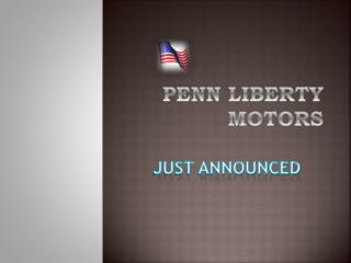 Penn Liberty Motors