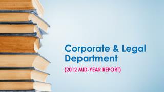 Corporate & Legal Department