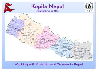 Kopila Nepal Established in 2001