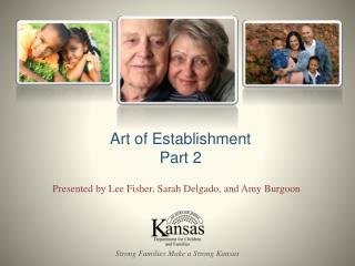 Art of Establishment Part 2