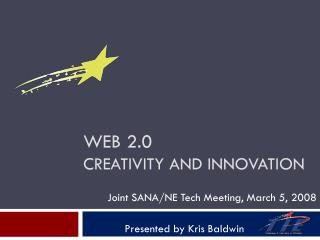 Web  2.0 Creativity and Innovation