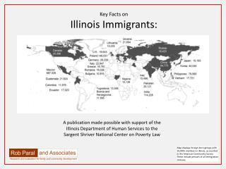 Key Facts on Illinois Immigrants: