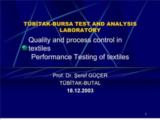 t bitak-bursa test and analysis laboratory