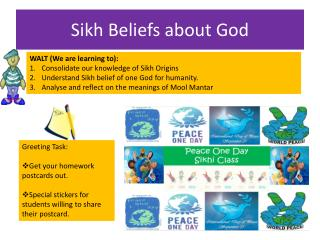 Sikh Beliefs about God