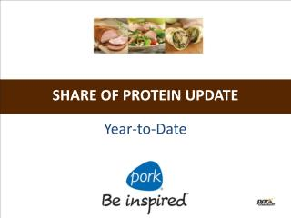 SHARE OF PROTEIN UPDATE