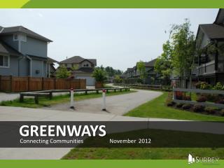 Greenways