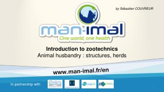 Introduction to  zootechnics Animal  husbandry  : structures,  herds
